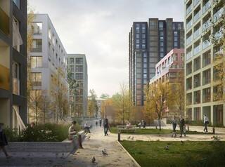 Новый квартал с урбан-виллами построят в Новосибирске
