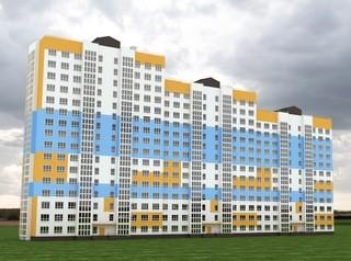 Началась продажа квартир в новом доме ЖК «Кемерово-Сити»