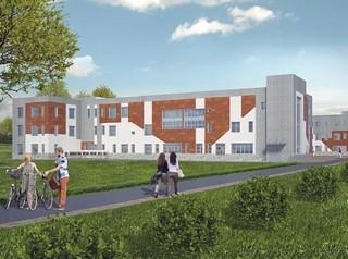Новую школу в Анжеро-Судженске построят к концу 2020 года