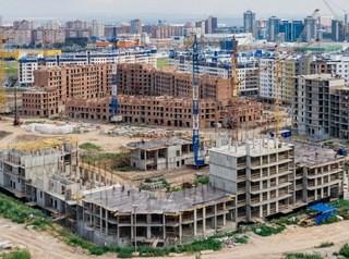 В Красноярске резко сократилось количество новых разрешений на строительство