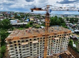 В Иркутске возведут четыре новостройки на 500 квартир
