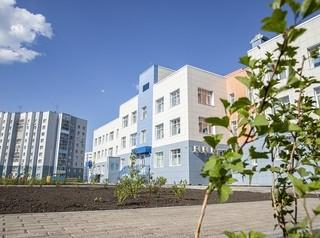В ЖК «Томь» открылся крупнейший в Кузбассе детский сад