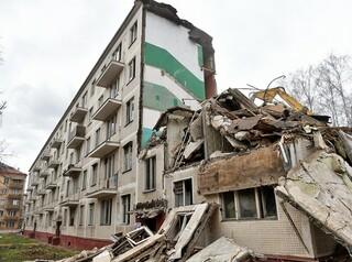 Под снос в Красноярском крае могут попасть многоэтажки, построенные до 1975 года