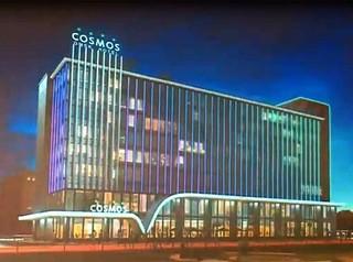Дизайн-проект гостиницы Cosmos принял градсовет Омска