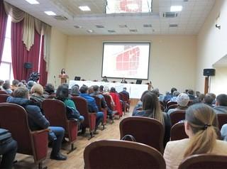 В Покровском хотят увеличить количество мест в школах и жителей в новых домах