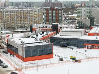 Новая школа в Иннокентьевском введена в эксплуатацию