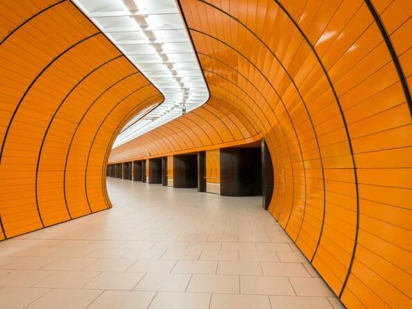 Станция метро Marienplatz (Мюнхен)