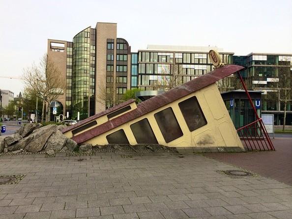 Станция метро Bockenheimer Warte (Франкфурт)