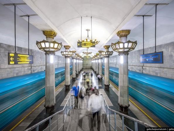 Станция метро «Юнус Раджаби»