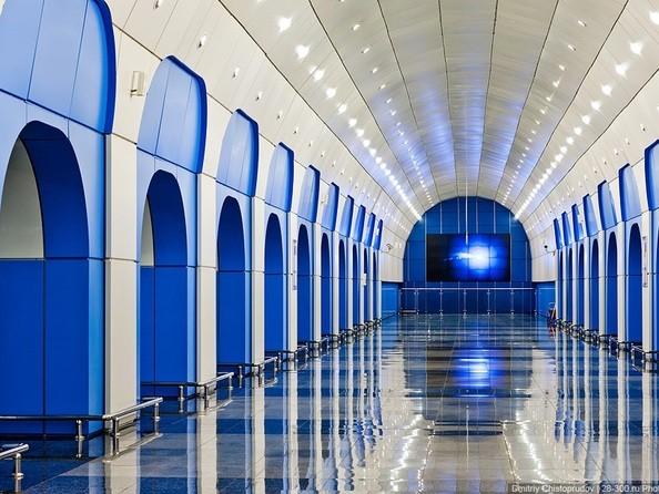 Станция метро «Байконур» Алматы