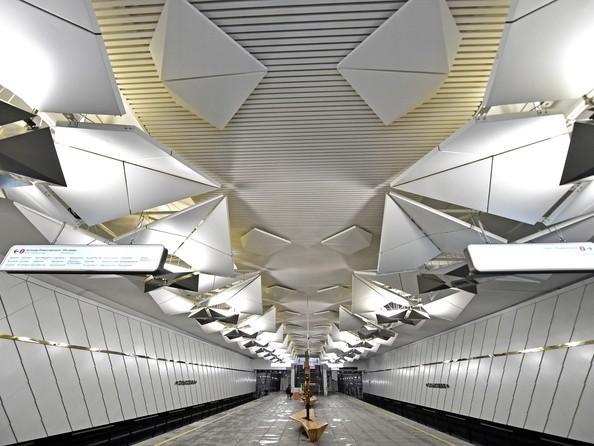 Станция метро «Ольховая» (2019) Москва