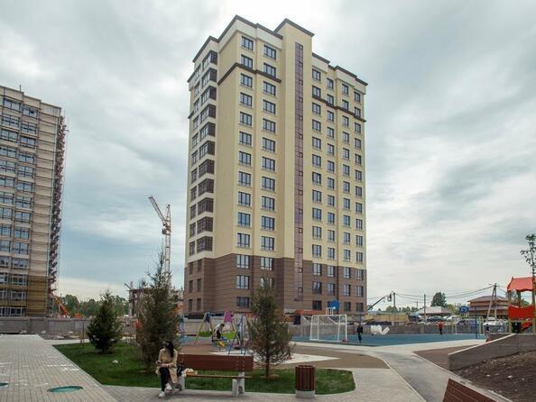 Фото ЮЖНЫЙ, дом «Янтарный», Ход строительства июнь 2019