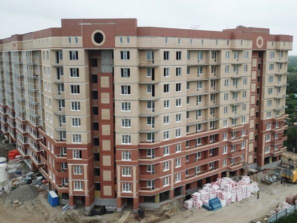 Фото Жилой комплекс КРЫЛЬЯ, б/с 4-5, Ход строительства 1 июля 2019