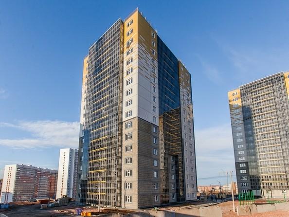 Фото КУРЧАТОВА, дом 8, стр 2, Ход строительства 5 ноября 2019