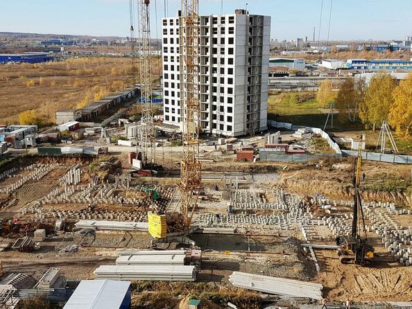 Фото Жилой комплекс ВЕРХНИЙ БУЛЬВАР, 7 дом, б/с а,б,в, октябрь 2018