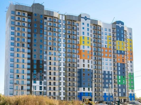 Фото Жилой комплекс ВЕНЕЦИЯ-2, дом 4, Ход строительства 8 октября 2018