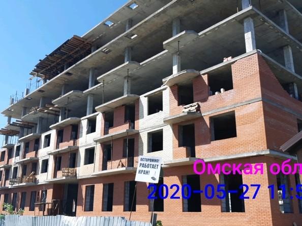 Ход строительства 27 мая 2020