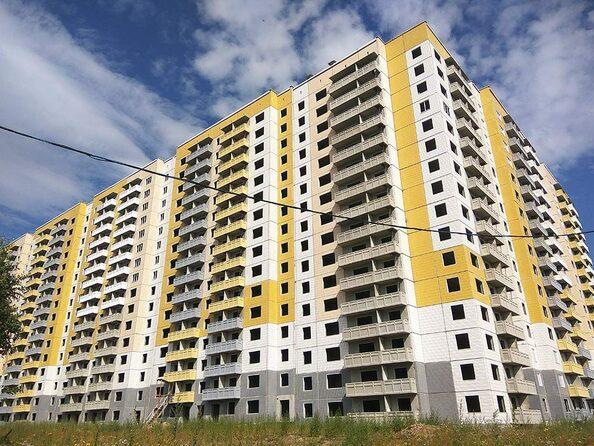 Фото Жилой комплекс Нанжуль-Солнечный мкр, дом 5, Ход строительства август 2018