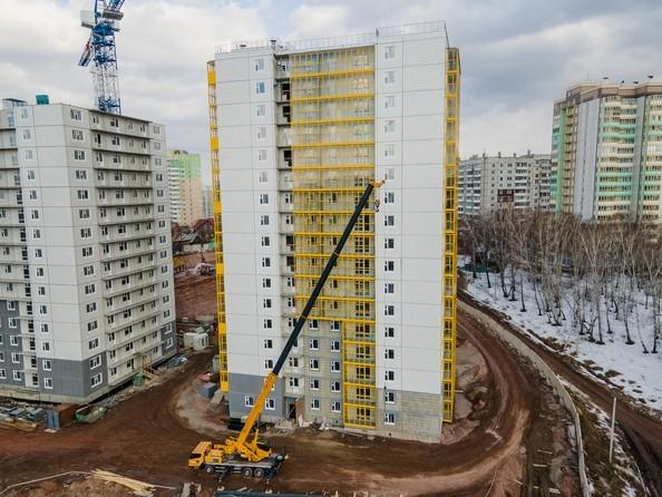 Ход строительства 25 марта 2021