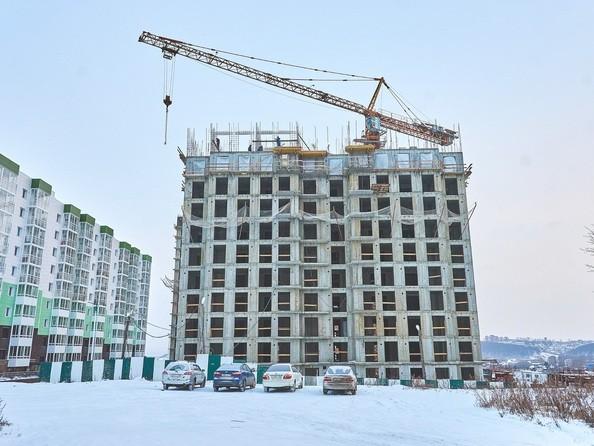 Фото Жилой комплекс РЕКОРД, 3 этап, Ход строительства 10 декабря 2018