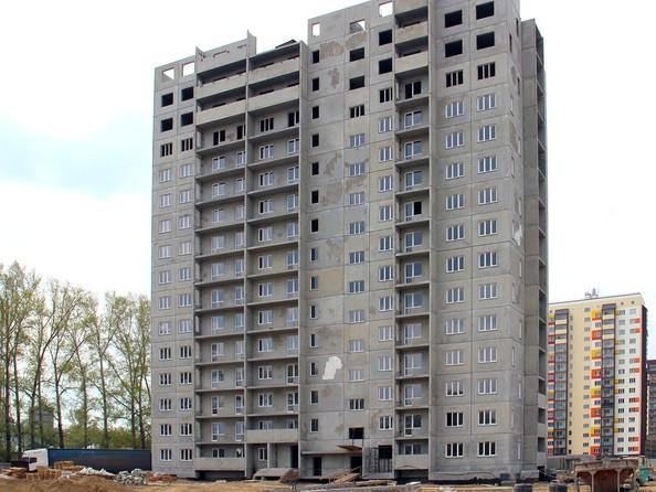 Фото Жилой комплекс ВЕСЕННИЙ, Заречная 39, дом 3/4, Ход строительства май 2019