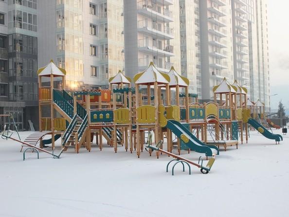 Фото Жилой комплекс ТИХИЕ ЗОРИ, дом 2 (Красстрой)