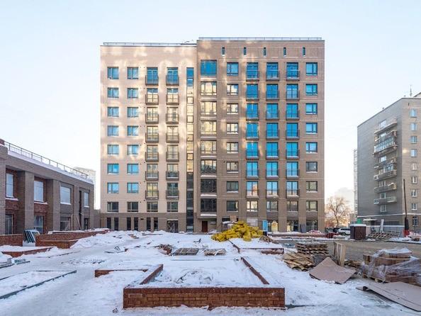 Фото Жилой комплекс ЯДРИНЦЕВСКИЙ КВАРТАЛ, Ход строительства декабрь 2018
