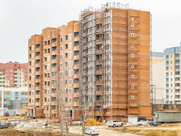 Фото Жилой комплекс 4 мкр, дом 20, Ход строительства апрель 2019