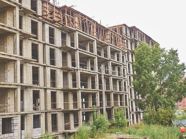 Фото Жилой комплекс ИРКУТСКИЙ ДВОРИК-2, дом 2 (б/с 7,8,9), 30 августа 2017