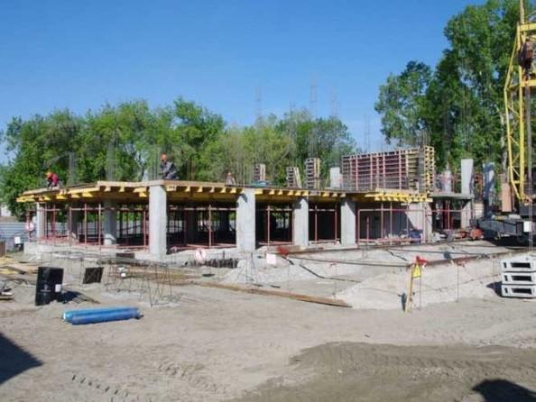 Ход строительства 24 мая 2021