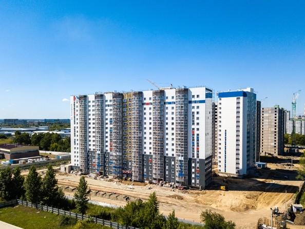 Фото Жилой комплекс АДМИРАЛЪ, дом 9, август 2018