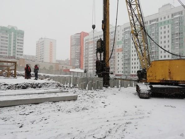Фото Жилой комплекс КЕМЕРОВО-СИТИ, дом 7а, Ход строительства март 2019