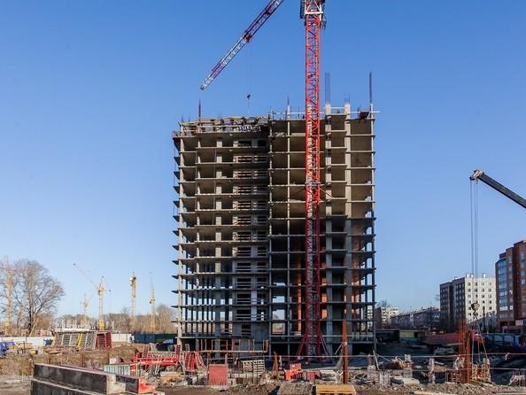 Ход строительства 30 октября 2019