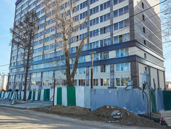Фото Жилой комплекс «ALMA MATER» (Альма Матер), Ход строительства 22 апреля 2019