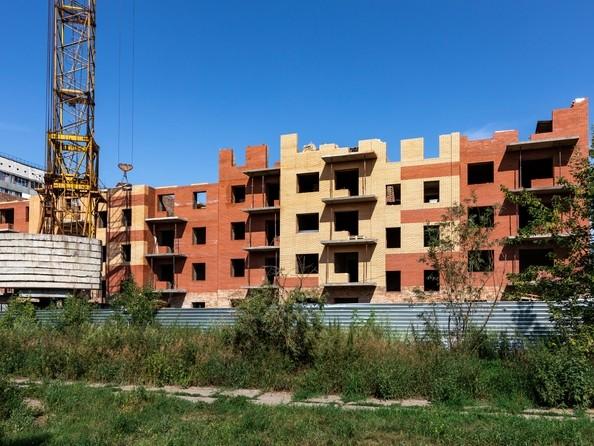 Фото Жилой комплекс Львовская, 33а, Ход строительства 5 августа 2019