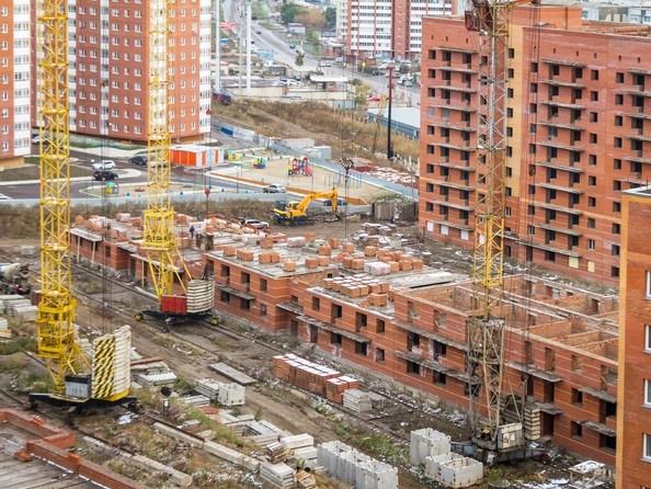 Фото Жилой комплекс СНЕГИРИ, дом 3, Ход строительства 13 октября 2016