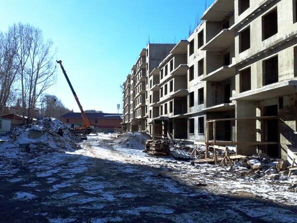 Фото Жилой комплекс СЕМЬЯ, 1 оч, Ход строительства февраль 2019