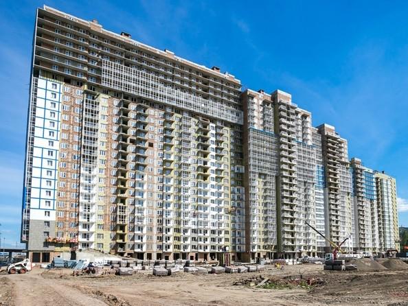 Фото Жилой комплекс ТИХИЕ ЗОРИ, дом 1 (Красстрой), Ход строительства 10 августа 2018