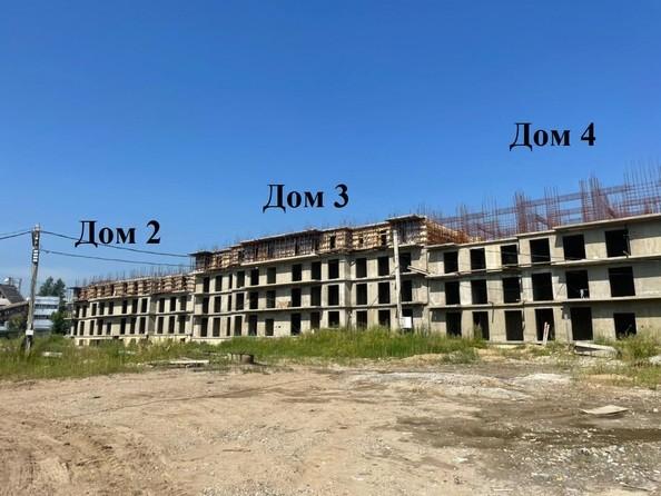 Ход строительства 2 сентября 2021
