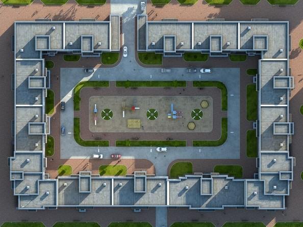 Фото Жилой комплекс ОБРАЗЦОВО, дом 1, квартал 1, Вид сверху