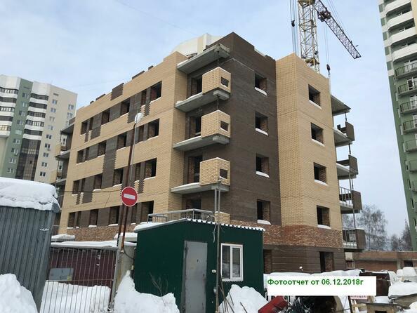 Фото Жилой комплекс МАНХЕТТЕН, дом 8, Ход строительства январь 2019