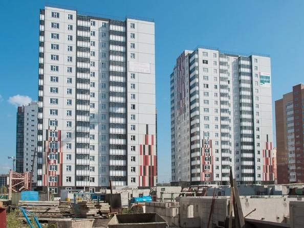 Фото МИЧУРИНО, дом 2, стр 1, Ход строительства 19 сентября 2019