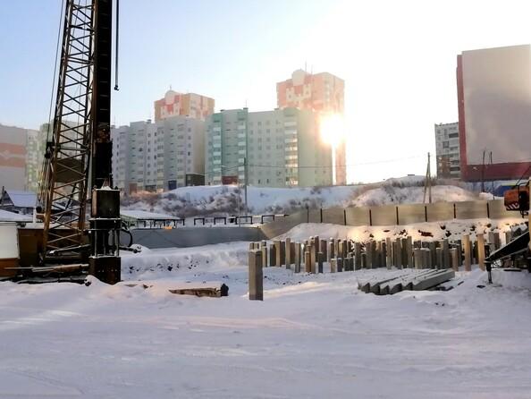 Фото Жилой комплекс КЕМЕРОВО-СИТИ, дом 7б , Ход строительства декабрь 2018