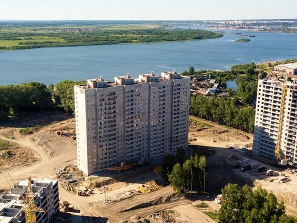 Фото Жилой комплекс РАДОНЕЖСКИЙ, КПД-11, 8 июля 2018