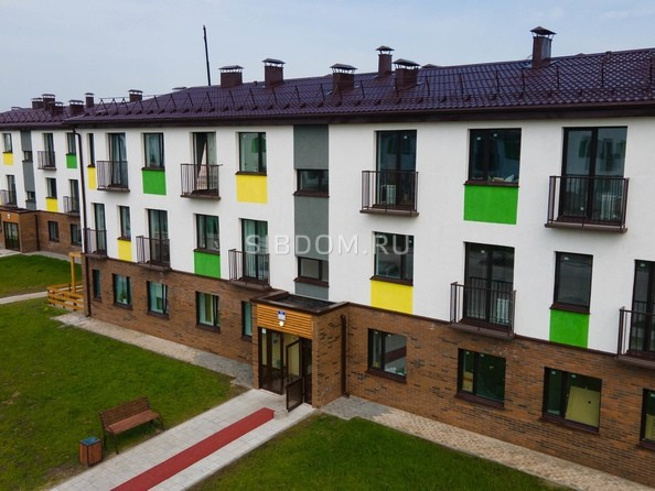 Готовые дома в ЖК Французский квартал