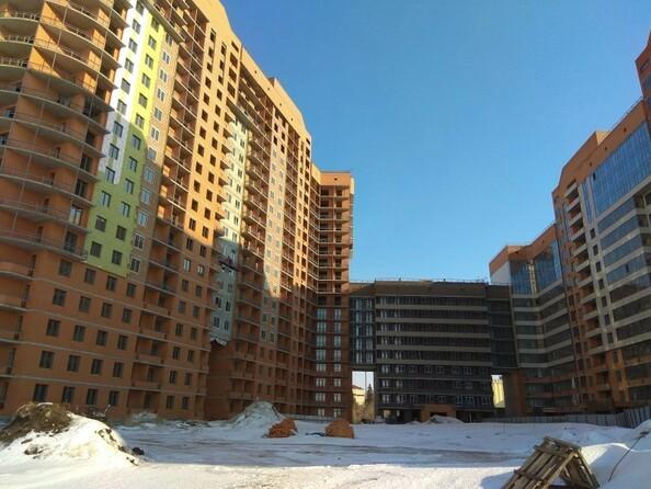 Фото Жилой комплекс МАРСЕЛЬ, 6 этап, Ход строительства март 2019