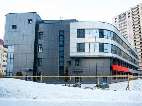 Фото Жилой комплекс Офисно-деловой центр БИЗНЕС ПОРТ, SKY SEVEN, Ход строительства 10 декабря 2018