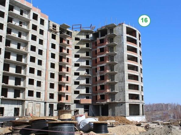 Фото Жилой комплекс СИМВОЛ, 3 очередь, б/с 16, Ход строительства март 2019