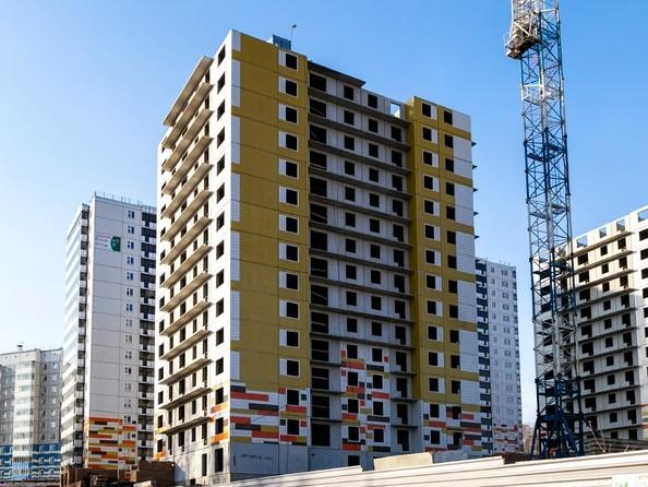 Фото Жилой комплекс ЛЕСНОЙ МАССИВ, дом 1, стр 2, Ход строительства 25 февраля 2019