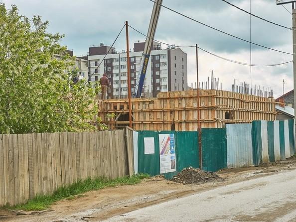 Фото Жилой комплекс РАДУЖНЫЙ мкр, 8 оч, 8 б/с, Ход строительства 30 мая 2018